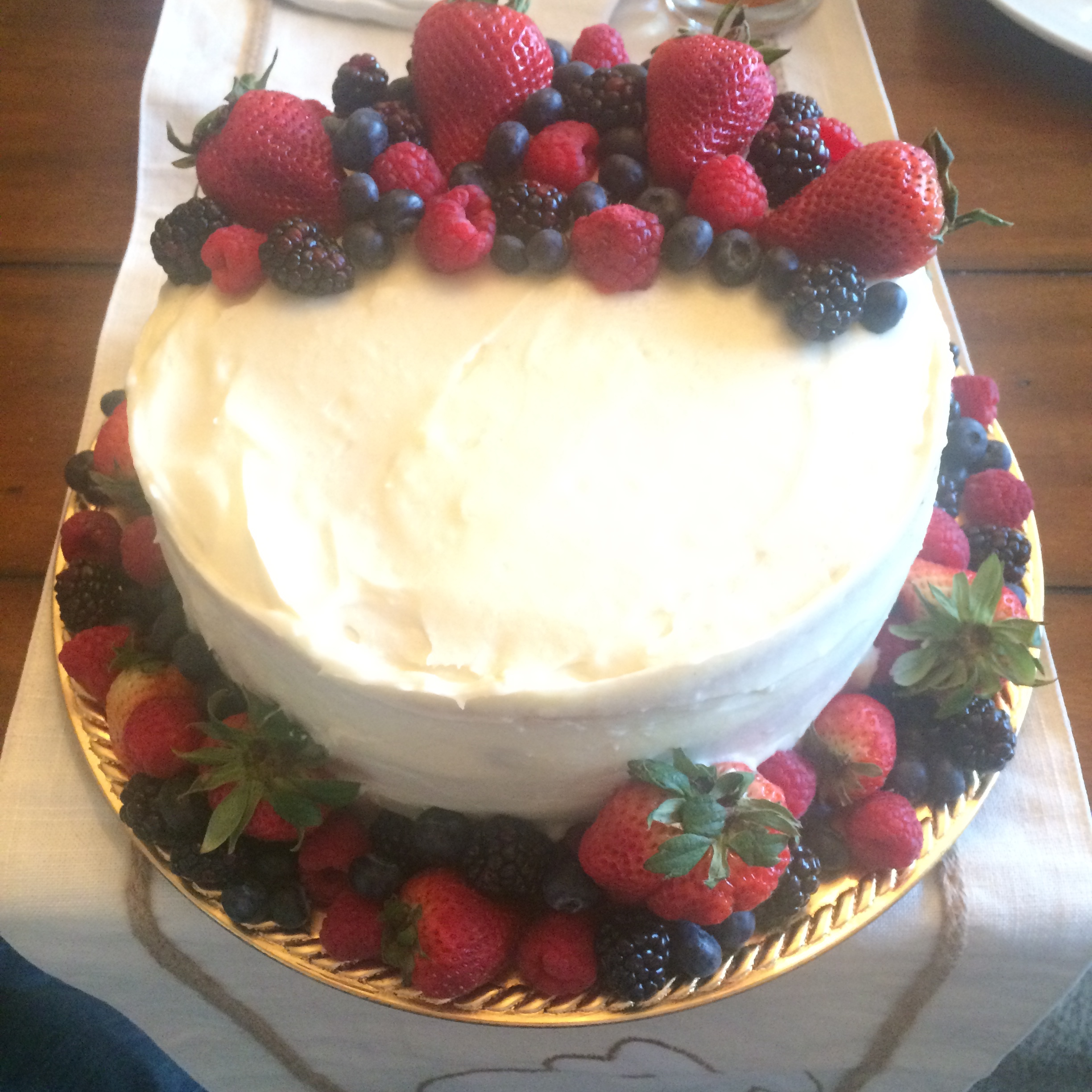 Berry Chantilly Cake (and other wonderful Easter things) – Amanda ...